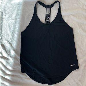 Nike Dri-Fit Mesh Racer Back Tank
